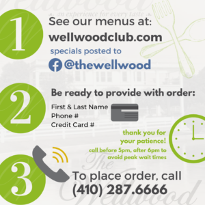 wellwood ordering instructions